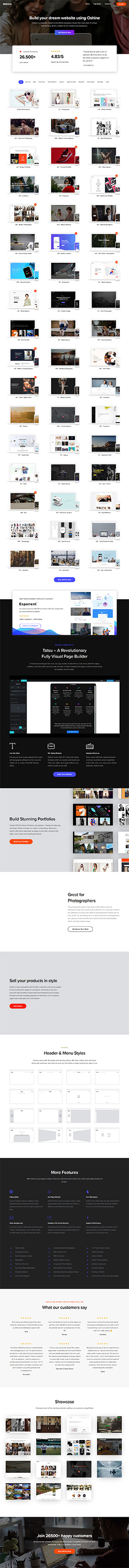 Multipurpose Creative Theme